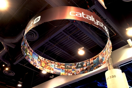"CES 2017で成長を見せる<b style=""background-color:yellow;"">Catalyst</b>"