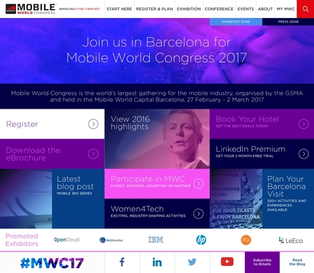 "MWC 2017に出展し、<b style=""background-color:yellow;"">NuAns</b>を世界へ。"