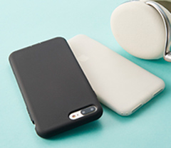 [Cushion] Shock Absobing Silicone Case for iPhone 8 Plus
