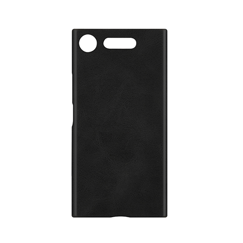 [NUNO] Back Case for Xperia XZ1 Black
