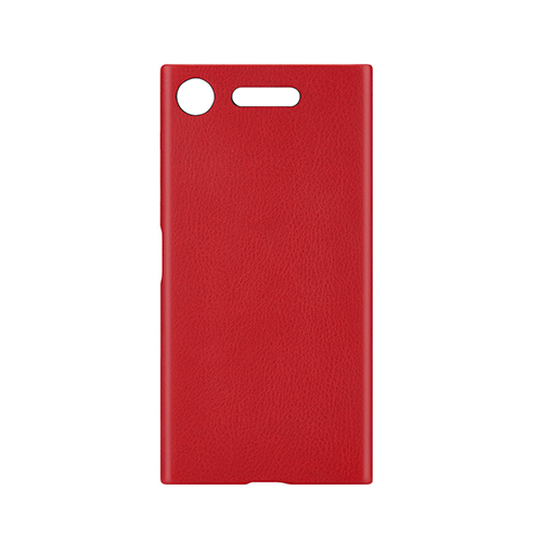[NUNO] Back Case for Xperia XZ1 Red
