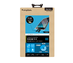 Protector Film for iPad mini 4 Crystal Clear