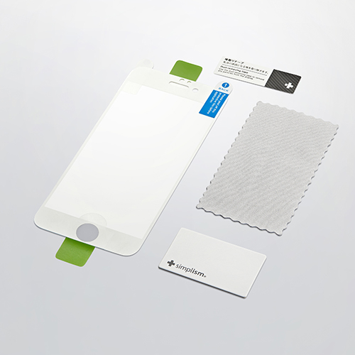 Frame Glass Protector for iPhone 6 Plus