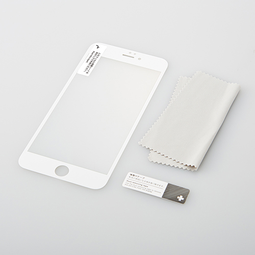 Frame Glass Protector Anti-glare for iPhone 6