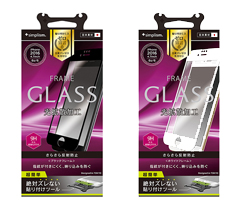 Frame Glass for iPhone 7 Plus(5.5インチ)Anti-glaire