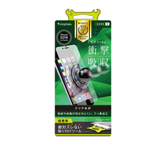 Shock Absorbing Film for iPhone 7/6s/6(4.7インチ)Crystal Clear