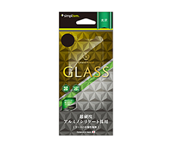 Alumino-silicate Glass Protector for iPhone X(Crystal Clear)