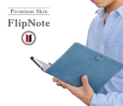 [FlipNote] Flip Note Case for 9.7-inch iPad Pro (Premium Skin)
