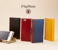 [FlipNote] Flip Note Case for iPhone SE/5s/5