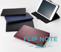 [FlipNote Slim] FlipNote Case Super Slim for iPad