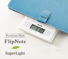[FlipNote SuperLight]  Super Light Case for 9.7-inch iPad Pro