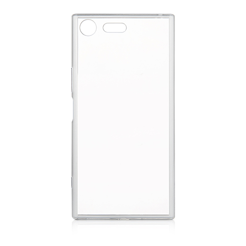 [Turtle] Hybrid Clear Case for Xperia XZ Premium Clear