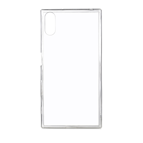 [Turtle] Full Guard Set - Shock Absorbing Film + Hybrid Clear Case for Xperia  XZs/XZ Clear Case + Shock Absorbing Film
