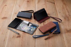 [BillFold] フリップノート カードケース for iPhone SE(第2世代)8