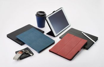 iPad 6th/5th [FlipNote Slim] スマート フリップノートケース