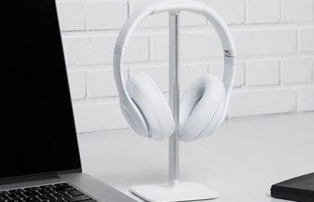 【新製品ニュース】Blueloungeのシンプルなヘッドホンスタンド「Posto」 – iをありがとう