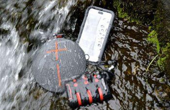 【試した!】iPhoneを完全防水化できるのか?