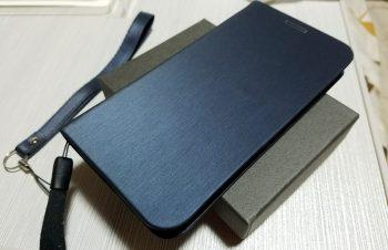 トリニティのiPhoneX用手帳型ケース購入。n念願のスマートセンサー対応!(開閉で画面オンオフ)n純正のレザーフォリオの1/4以下の値段で買えます。nストラップホール付き、スタンドにもなるよ。n蓋はマグネットロック。カードポケッ… https://t.co/tjlBpuGqbF