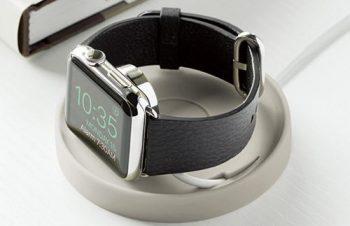 Apple/Macテクノロジー研究所 トリニティ、BlueloungeのApple Watch専用シリコン製コースター「コスタ」発売
