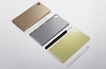 [Airly] Ultra Thin Case for Xperia Z5 Premium