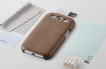 Back Cover Set for Galaxy S3 α