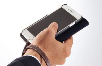 [BillFold] フリップノート カードケース for iPhone 7 Plus/6s Plus/6 Plus(5.5インチ)(販売終了)