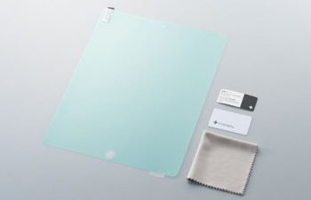 Bubble-less Film for iPad (3rd) Crystal Clear