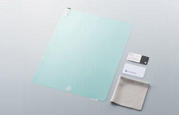 バブルレス&指紋防止 フィルム for iPad 2 光沢