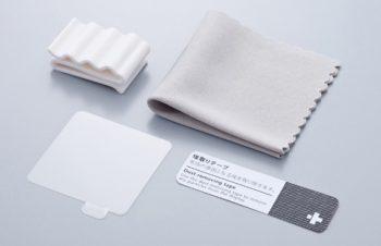 バブルレス フィルムセット for iPod nano (6th) 反射防止