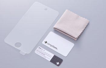 バブルレス フィルム for iPod touch (4th) 光沢