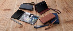 [BillFold] フリップノート カードケース for iPhone X
