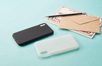 [Cushion] Shock Absobing Silicone Case for iPhone X