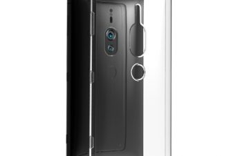 [Aegis] Full Coverage TPU Case for Xperia XZ2 Premium – クリア