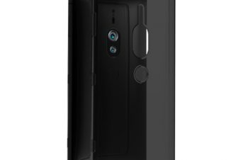 [Aegis] Full Coverage TPU Case for Xperia XZ2 Premium – ブラック