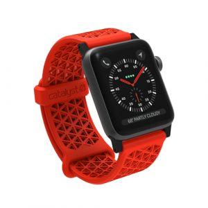 カタリスト スポーツバンド for Apple Watch Series 6/5/4/3/2/1/SE(44/42mm) – レッド
