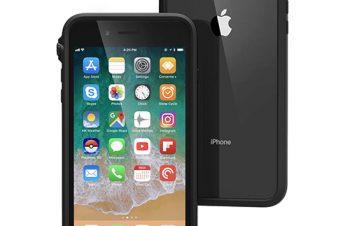 カタリスト 衝撃吸収ケース for iPhone 8 Plus/7 Plus – ブラック