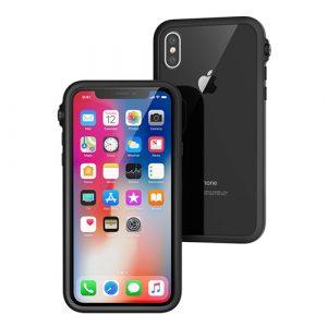カタリスト 衝撃吸収ケース for iPhone X – ブラック