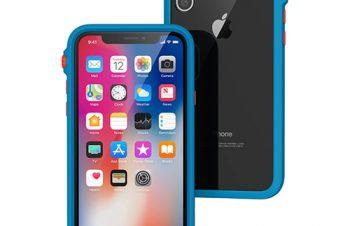 カタリスト 衝撃吸収ケース for iPhone X – ブルー