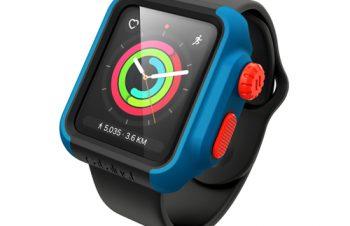 カタリスト 衝撃吸収ケース for Apple Watch Series 3/2(38mm) – ブルー