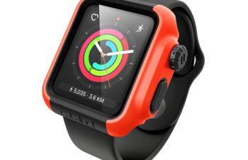 カタリスト 衝撃吸収ケース for Apple Watch Series 3/2(42mm) – レッド
