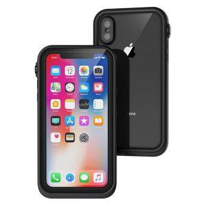 カタリストケース for iPhone X – ブラック