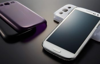 Crystal Cover Set for Galaxy S3  α