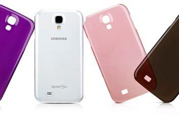 クリスタルカバーセット for Galaxy S4
