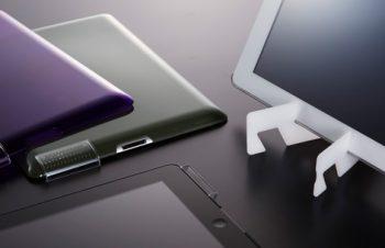 クリスタルカバーセット for iPad (3rd)