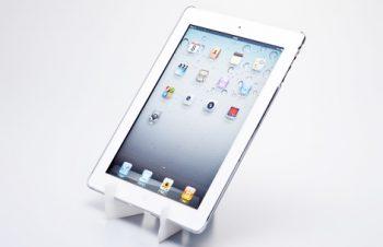 クリスタルカバーセット for iPad 2