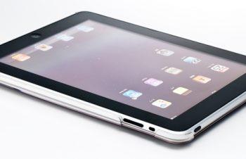 クリスタルカバーセット for iPad Clear(販売終了)