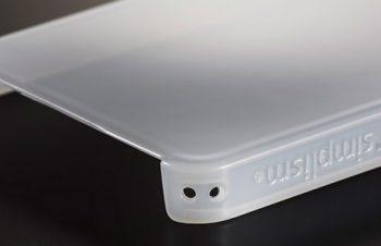 クリスタルカバーセット for iPhone 5