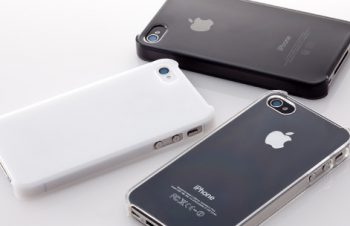 Crystal Cover Set for iPhone 4S