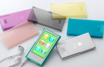 Crystal Cover Set for iPod nano (7th)