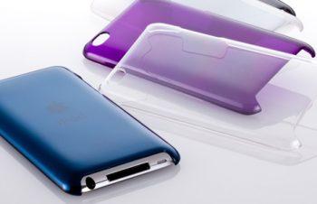 クリスタルカバーセット for iPod touch (4th)